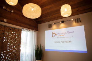 Learn more about holistic pet health by inviting Dr. Jessie Dreyfuss of Healing Paws Center to give a presentation to your organization.